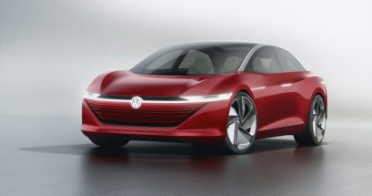 VW I.D. VIZZION Concept Car
