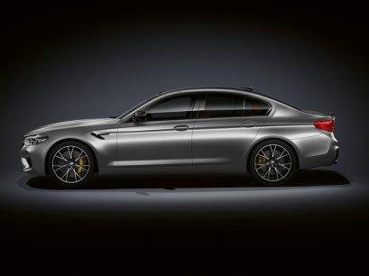 BMW M5 Competition เวอร์ชั่นพิเศษ แรงแตะระดับ 625 hp