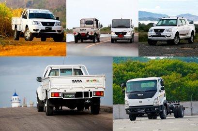ทาทา มอเตอร์ส ประเทศไทย จัดแคมเปญส่งท้ายปี มอบข้อเสนอพิเศษสุด สำหรับรถกระบะ รถบรรทุก หลากหลายรุ่น ยาวถึงสิ้นปี 31 ธันวาคม 2561 ทุกโชว์รูมทั่วประเทศ