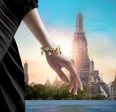 เครื่องประดับ โอนโนรี่ คอลเล็กชั่น Blessing และ Benjarong ความงดงามที่มาพร้อมกับความปรารถนาดีและเอกลักษณ์ไทย