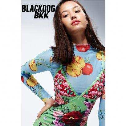 BLACKDOG : CNY Blankets Dress