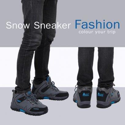 รองเท้าผ้าใบลุยหิมะรุ่น ❝ FASHION ❞