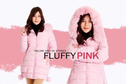 FLUFFY  เสื้อกันหนาวรุ่นที่น่ารักที่สุด สายหวานห้ามพลาด!!
