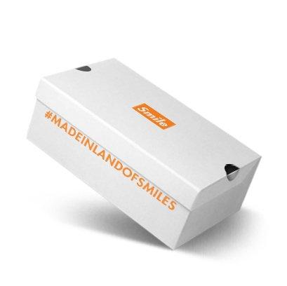 กล่องรองเท้า,สินค้าแฟชั่น Brand : Smile