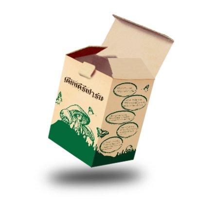 กล่องเห็ด Brand : เคียงคีรีฟาร์ม