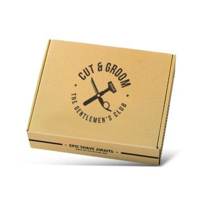 กล่องไดคัทหูช้างขนาด : 14 x 20 x 6 cm.