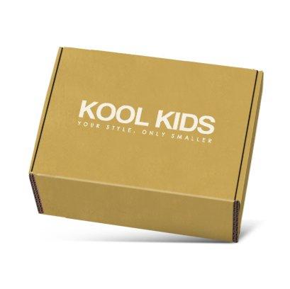 กล่องสินค้าเด็กเล็ก Brand : Kool Kid Thailand