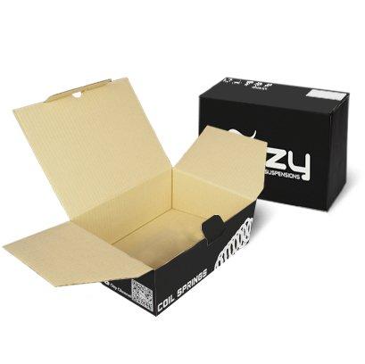 กล่องไดคัทฝาเสียบขนาด : 26 x 45.2 x 13 cm.