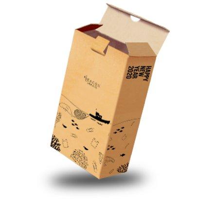 กล่องสินค้าทั่วไป Brand : Seacon Development