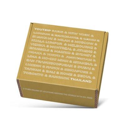กล่องสินค้าทั่วไป Brand : Youtrip