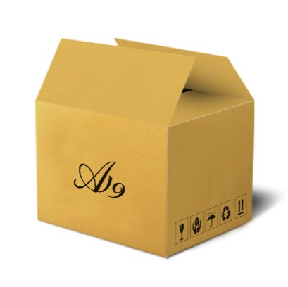 กล่องกระดาษลูกฟูก 5 ชั้นลอน BC Brand : A9