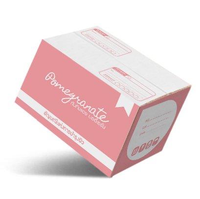 กล่องเซรั่ม,ครีม,ผลิตภัณฑ์ดูแลผิว Brand : Memo Brand