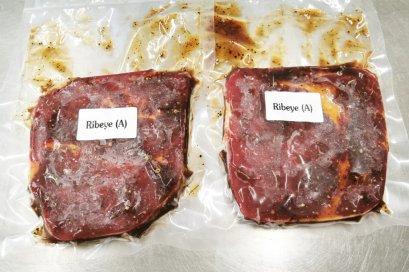 ริปอายสเต็กเนื้อโคขุน ออสเตรเลีย