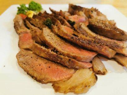 เนื้อโคขุนหมักย่าง