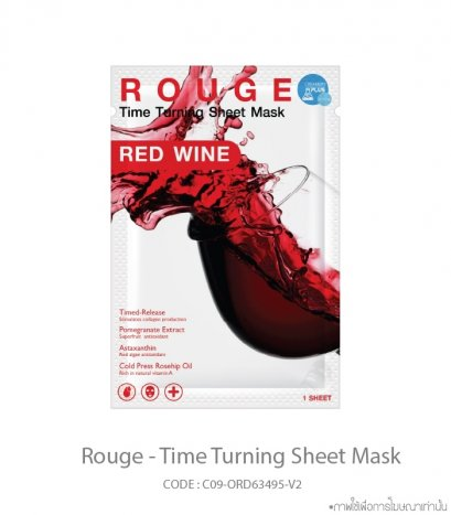 Rouge - Time Turning Sheet Mask