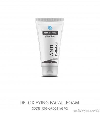 Detoxifying Facial Foam