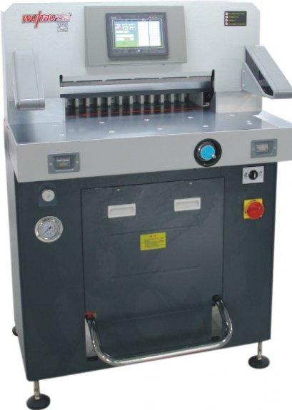 เครื่องตัดกระดาษไฟฟ้า รุ่น 670 PX (HYDRAULIC PAPER CUTTER)