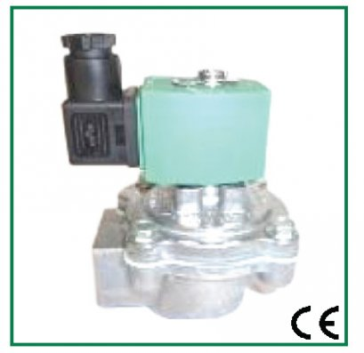 """ASCO 3/4"""" to 1"""" single stage, integral pilot threaded body or compression fitting"""