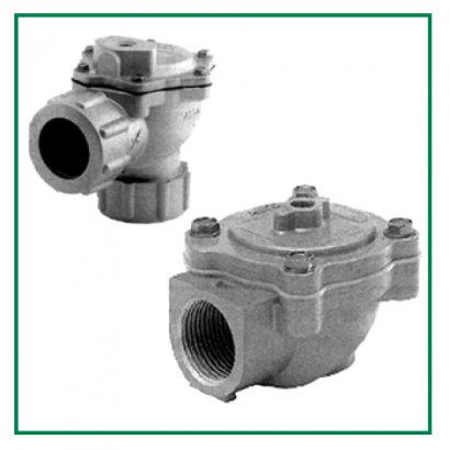 "ASCO 3/4"" to 1 1/2""single stage, remote pilot threaded body or compression fitting 3/4"" to 1 1/2"""
