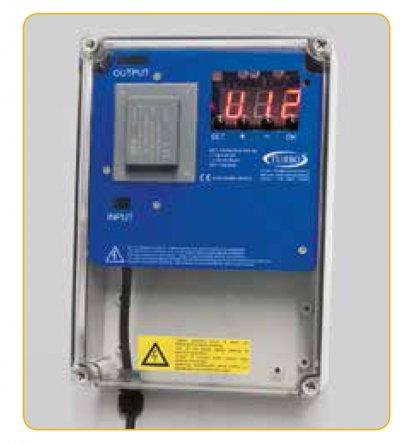 e1t control unit sequencer 4÷16 output channels