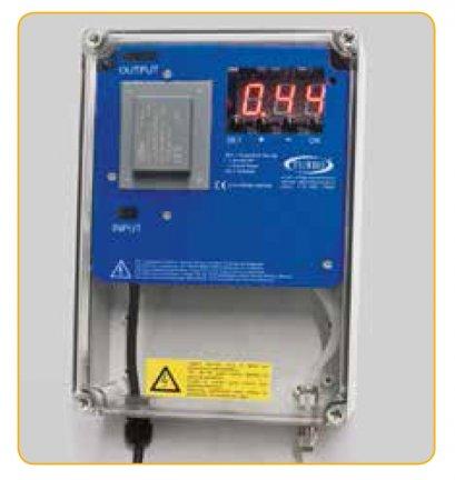 e2t control unit economiser 4÷16 output channels