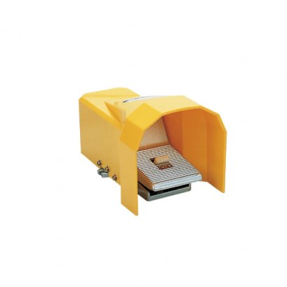 pneumatic foot pedal valve