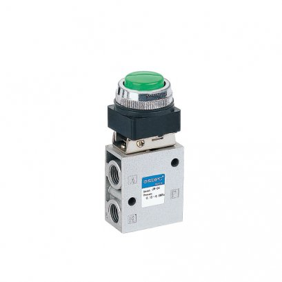 push button pneumatic valve SDPC