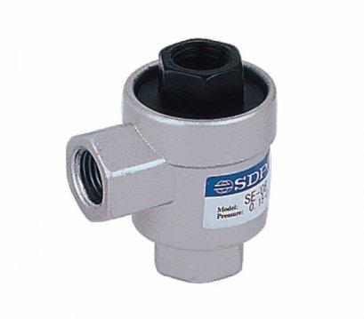 quick exhaust valve