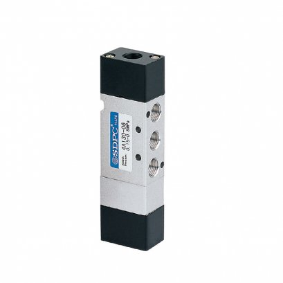 5/3 way solenoid valve function