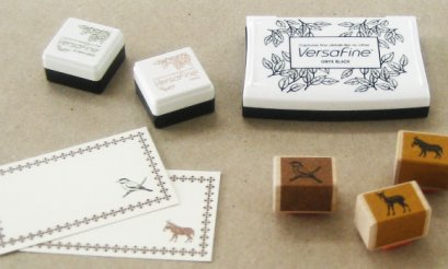 Versafine - Paper Ink Pad