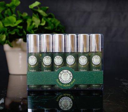 Gift Set (礼品套装), Green Herbal Oil (绿色草本精油)
