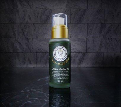 Green Herbal Oil (绿色草本精油)