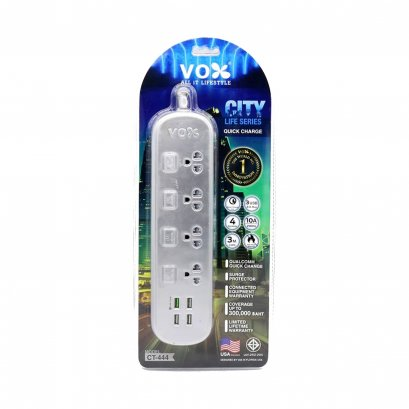 Vox City Life Series Quick Charge : CT-444 (3 เมตร)