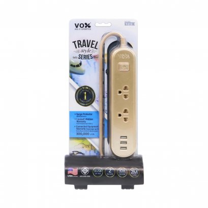 Vox Travel Series :T-213 (2 เมตร)
