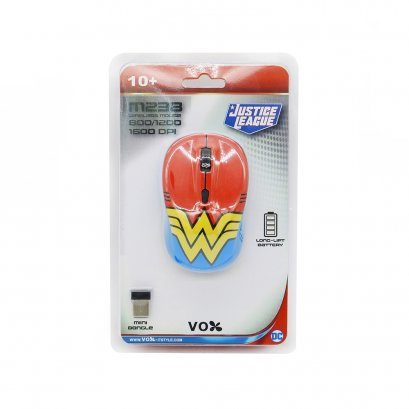 WIRELESS MOUSE LICENSE VOX - Justice League