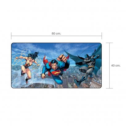 Mouse Pad Gaming- Justice League Collection From DC Commics Legally Licensed (Design 3)