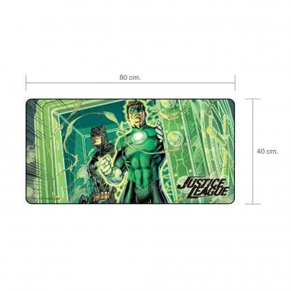 Mouse Pad Gaming- Justice League Collection From DC Commics Legally Licensed (Design 4)