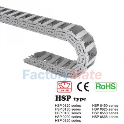 Cable Drag Chain HSP TYPE
