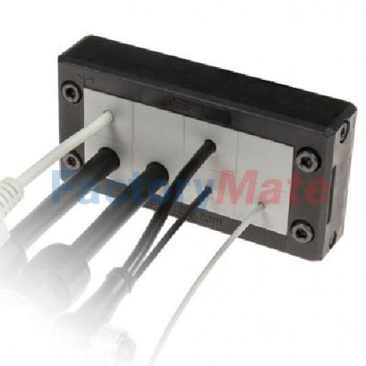 Entry system for pre-terminated cables -  DES 16