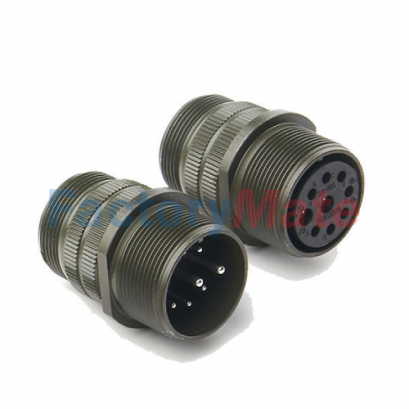 KD3101 Circular Military Connectors, KD3101 Class A MS3101 Cable connecting plug