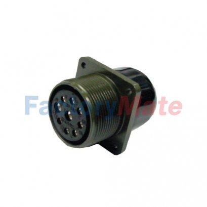 KD3103 Circular Military Connectors, KD3103 Potting seal box mounting receptacle