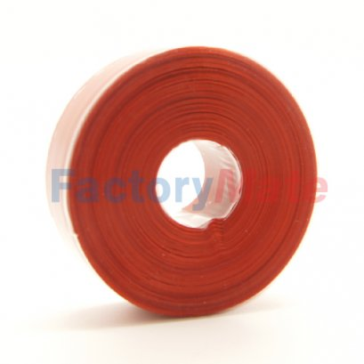 Isermal Self-fusing Silicone Rubber Tape ISM-02-25 5M - Oxide Red