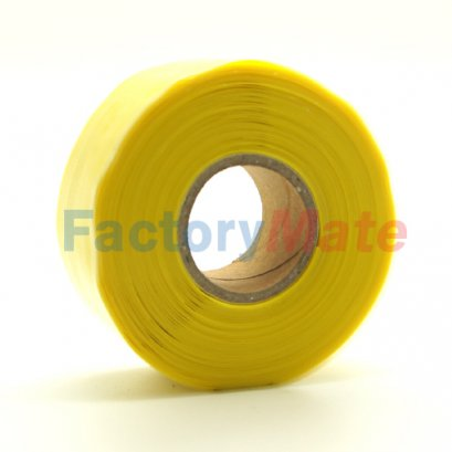 Isermal Self-fusing Silicone Rubber Tape ISM-02-25 5M - Yellow