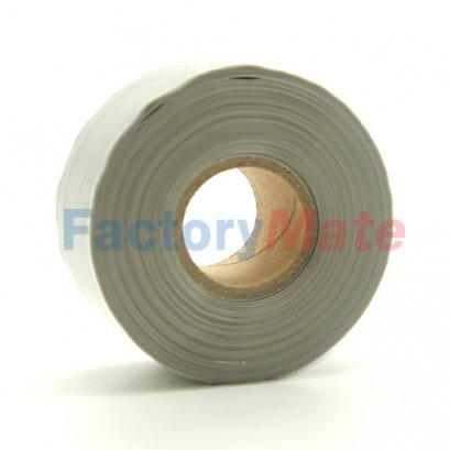 Isermal Self-fusing Silicone Rubber Tape ISM-02-25 5M - Gray
