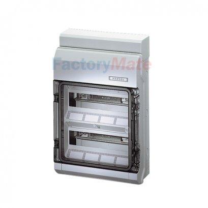 KV9224M : KV Small-type Distribution Boards up to 63 A  KV Circuit breaker boxes 24 modules Circuit breaker box(copy)