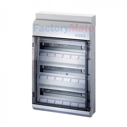 KV 3554 : KV Small-type Distribution Boards up to 63 A  KV Circuit breaker boxes 3-54 modules Circuit breaker box
