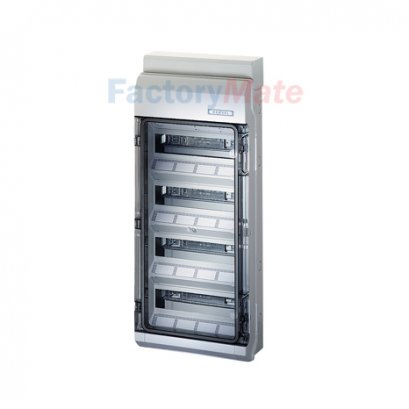 KV 9448 M : KV Small-type Distribution Boards up to 63 A  KV Circuit breaker boxes with metric knockouts Circuit breaker box