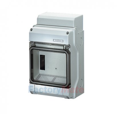KV7106 : KV Small-type Distribution Boards up to 63 A  KV Circuit breaker boxes with metric knockouts Circuit breaker box