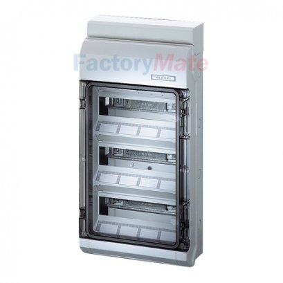 KV9336M : KV Small-type Distribution Boards up to 63 A  KV Circuit breaker boxes with metric knockouts Circuit breaker box
