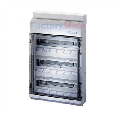 KV9354 : KV Small-type Distribution Boards up to 63 A  KV Circuit breaker boxes 3-54 modules Circuit breaker box
